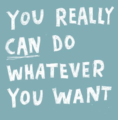 entreprendre pour être libre de faire ce que l'on veut