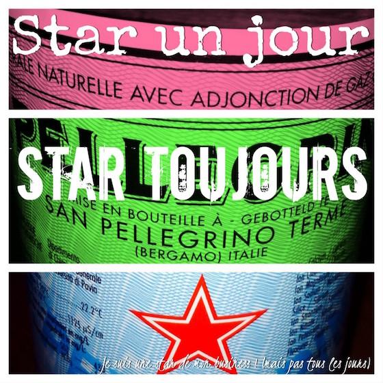star un jour star toujours