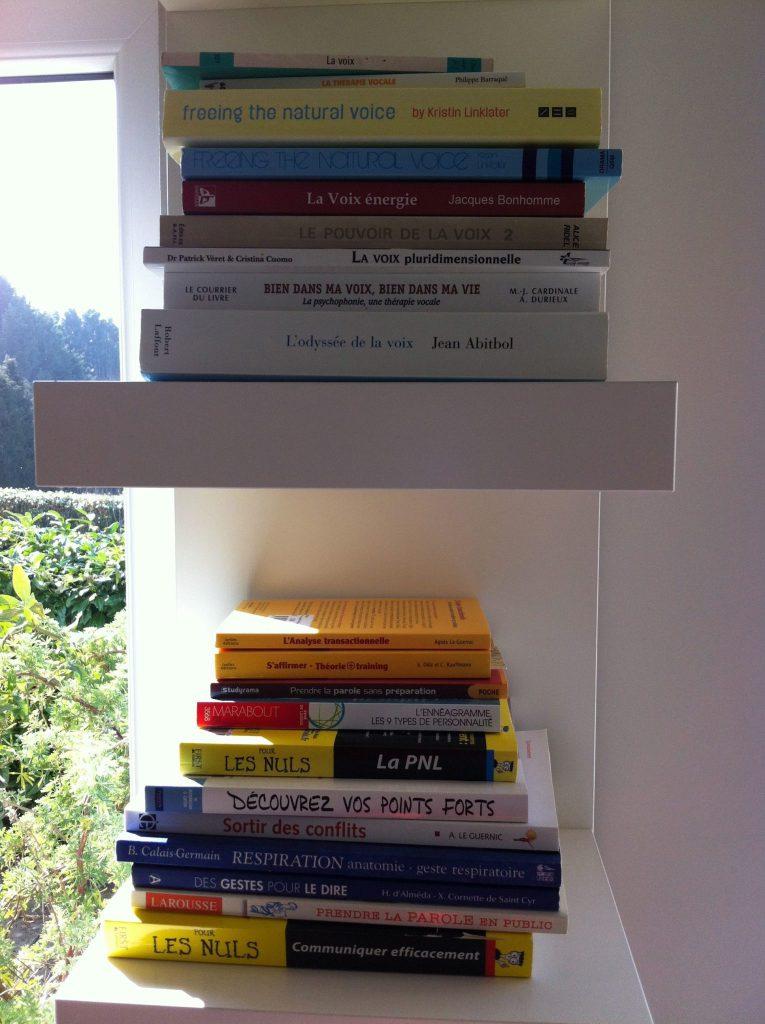 Ma liste de livres en cours