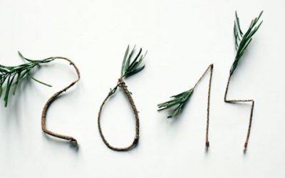 Les intentions que je partage avec vous pour 2014
