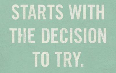 Réaliser ses rêves ne demande pas d'efforts