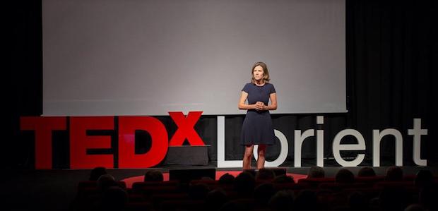 Marie Eloy TEDx